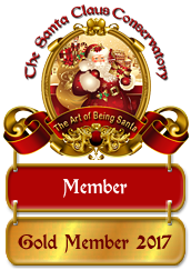 Santa G Website Badge 2017 Gold